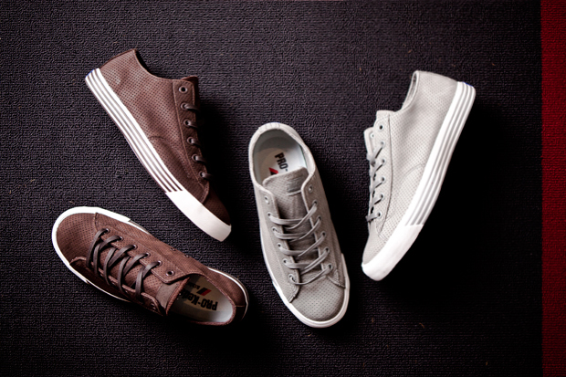 PRO-Keds 69er Lo Perf Leather Pack