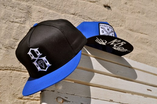 REBEL8 Burn Bridges & R8SC Snapbacks