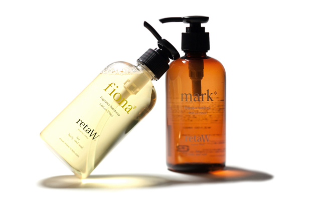 retaW mark* & fiona* Liquid Hand Soap