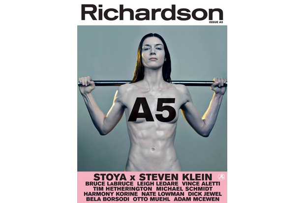 Richardson Magazine Issue A5 (NSFW)