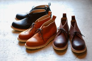 Roberu Ground 2011 Fall/Winter Chukka