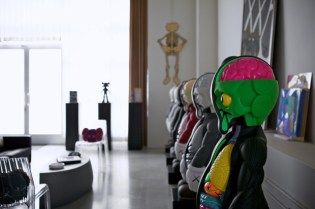 "Ronnie K. Pirovino ""KAWS"" Collection Preview"