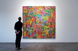 "Ryan McGinness ""Recent Paintings"" Exhibition @ Michael Kohn Gallery"