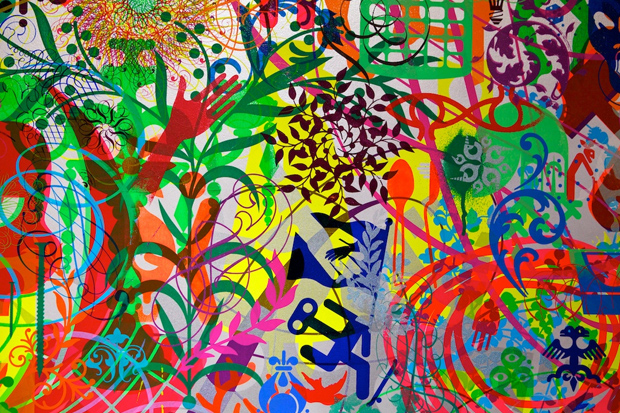 ryan mcginness recent paintings exhibition michael kohn gallery