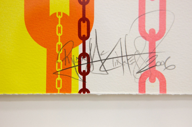 ryan mcginness works on paper country club la