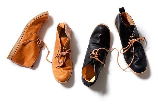 SAK Chukka Boots