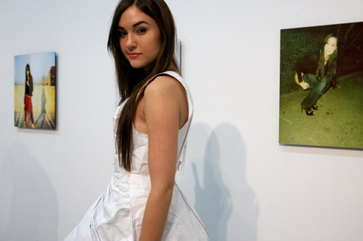 "Sasha Grey ""Neu Sex"" Book Signing @ Martha Otero Gallery"