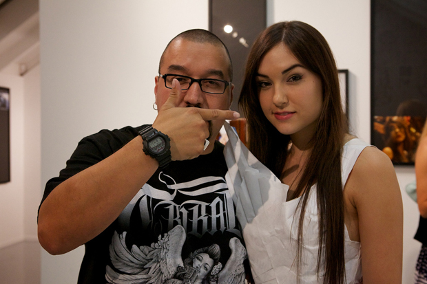 sasha grey neu sex book signing martha otero gallery