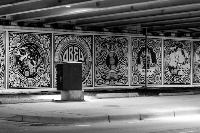 Shepard Fairey in Chicago