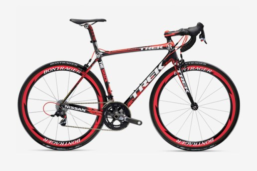 Shepard Fairey x Team RadioShack x Trek Madone 6.9 SSL Bike
