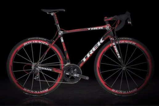 Shepard Fairey x Team RadioShack x Trek Madone 6.9 SSL Bike Video
