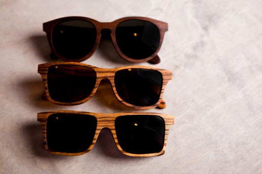 Win a Pair of Handmade Sunglasses from Shwood Eyewear!