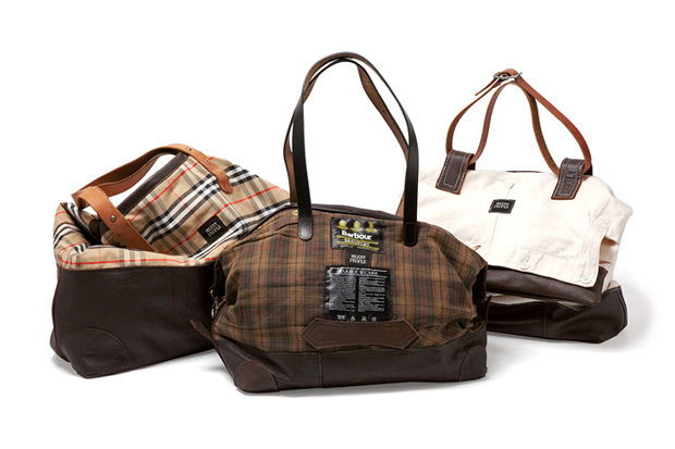 """SILENT PEOPLE """"REMAKE"""" Bag Collection"""