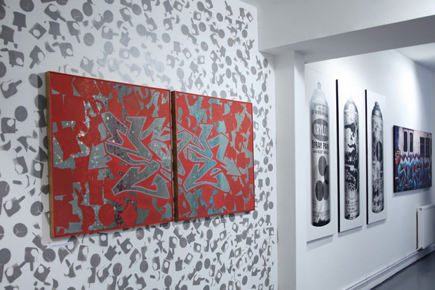 "Stash ""Blue Brooklyn"" @ Galerie Issue Recap"