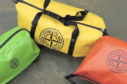 Stone Island Drybags Video