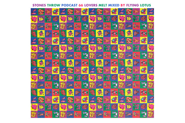 stones throw podcast 66 flying lotus