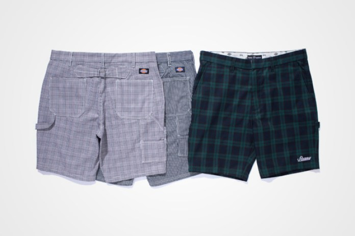 Stussy x Dickies Painter Short