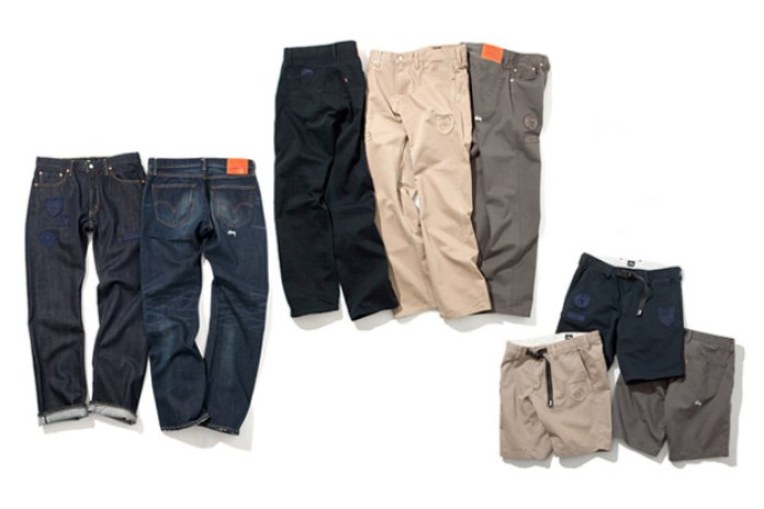 "Stussy x Levi's ""Customized"" Collection"