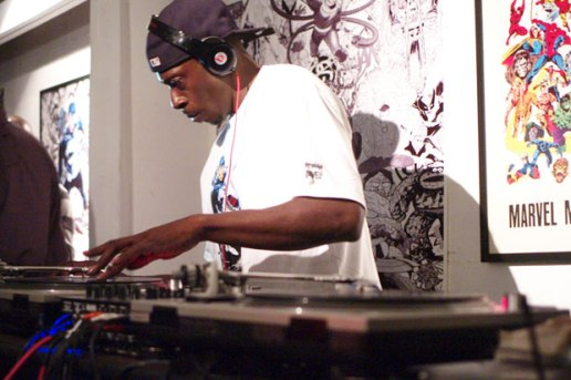 Stussy x Marvel Comics - DJ Pete Rock