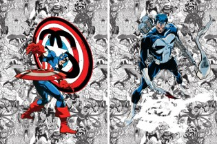 Stussy x Marvel Comics Series 1 Posters