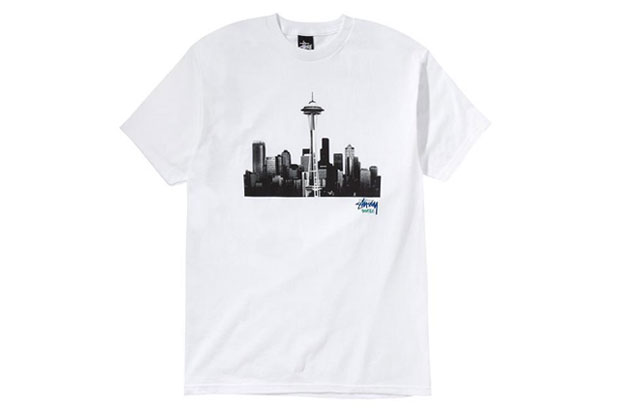 Stussy Space Needle T-Shirt