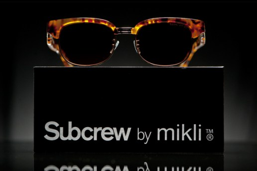 Subcrew x Alain Mikli Collection