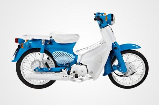 Super Motor x colette Super 50/100 motorcycle