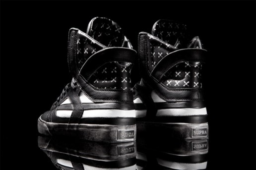 "Supra Skytop 2 ""Black Flag"" 413 Edition"