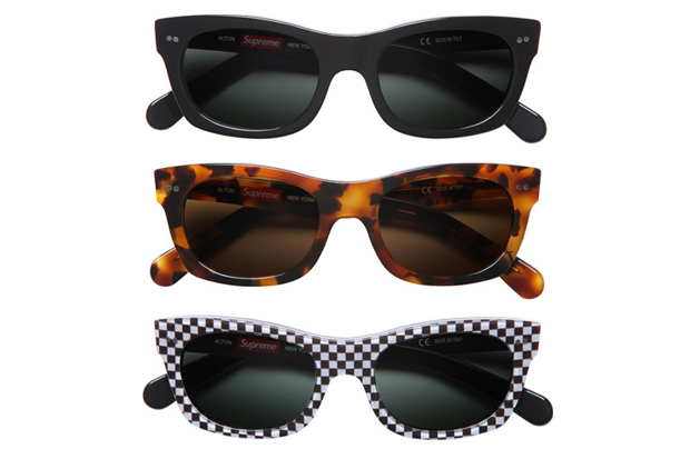 supreme the alton sunglasses