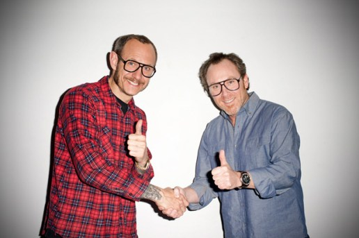 "Terry Richardson x Moscot ""The Terry LE"" Frames"