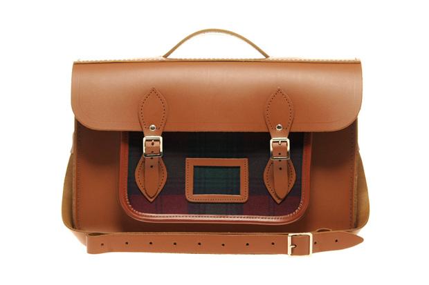 """The Cambridge Satchel Company 15"""" Leather Satchel"""