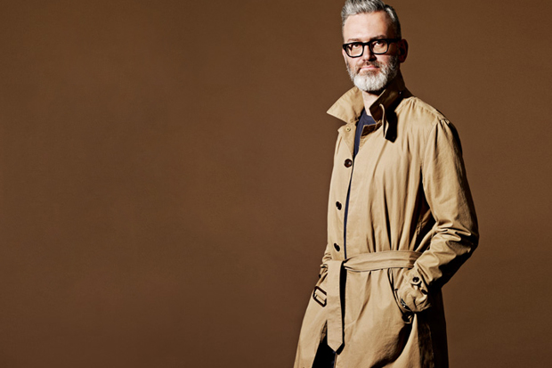The Look: J.Crew's Frank Muytjens