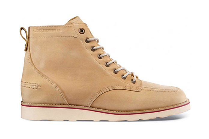 "The Lovewright Company for etnies plus 2011 Fall ""Califas"" Boot"