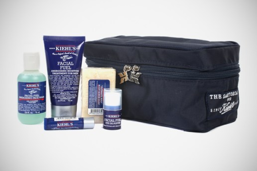 The Sartorialist for Kiehl's Limited Edition Dopp Kit for Men