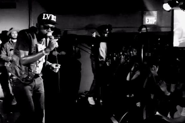 Theophilus London: Backstage Pass