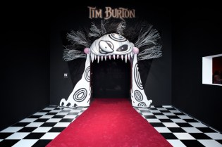 Tim Burton Retrospective @ LACMA Recap