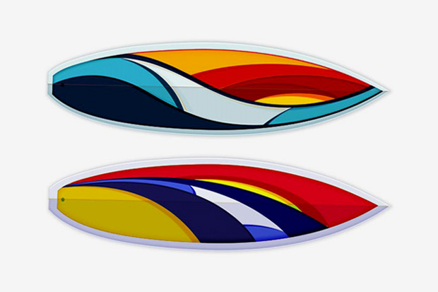 tom veiga wave series surfboards