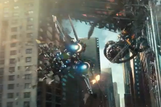 Transformers 3: Dark of the Moon Trailer Part 2