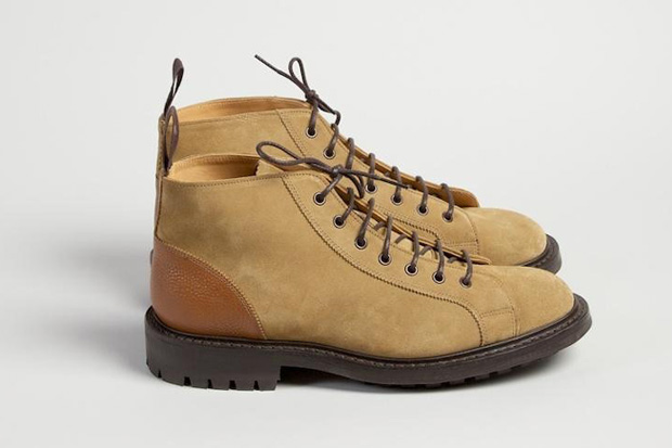trickers for superdenim monkey boot