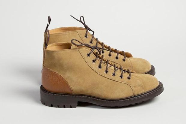 Tricker's for Superdenim Monkey Boot