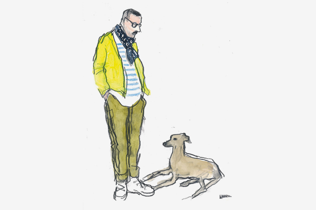unionmade 2011 springsummer 18 friends18 looks lookbook illustrated by richard haines