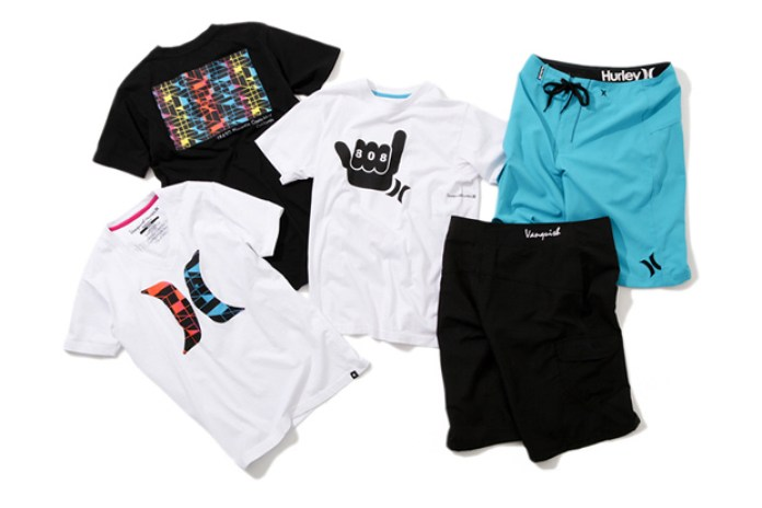 VANQUISH x Hurley Capsule Collection