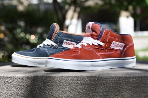 Vans Half Cab Pro 2011 May New Releases