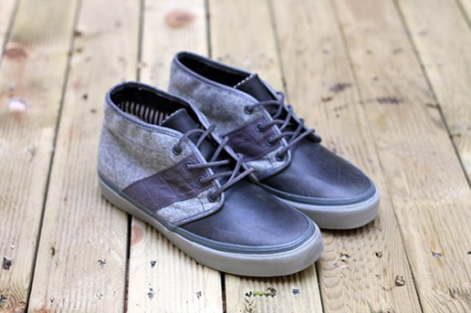 Vans Vault 2011 Fall Chukka Standard Issue LX Preview