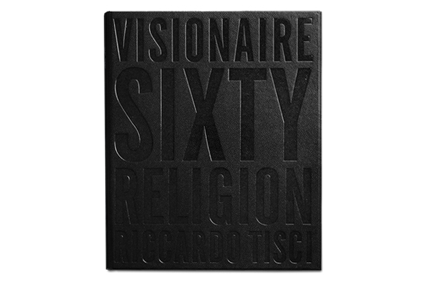 visionaire 60 religion with riccardo tisci