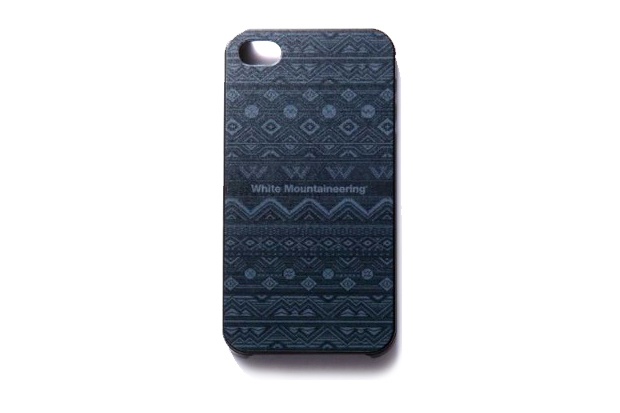 White Mountaineering x MEN'S NON-NO 25th Anniversary Exclusive iPhone 4 Case