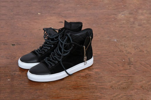 wings + horns 2011 Fall/Winter Hi-Cut Sneaker