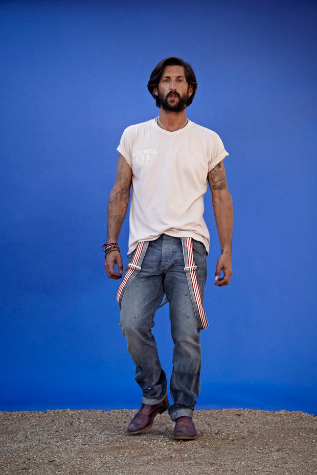 wrangler blue bell 2011 springsummer lookbook
