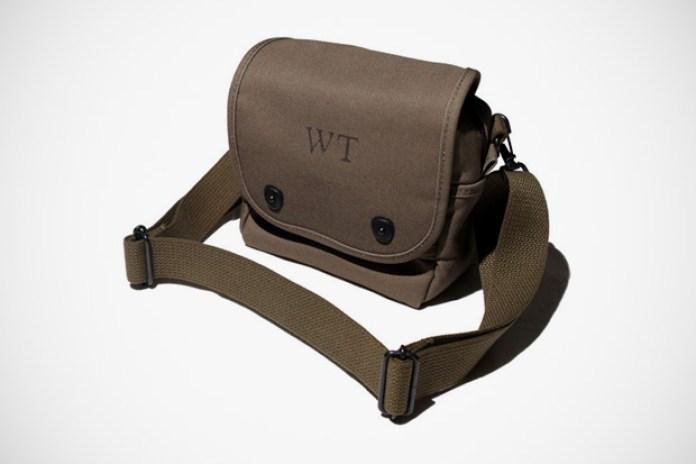 WTAPS Military Camera Bag