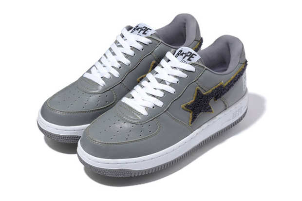 A Bathing Ape LETTERED BAPESTA